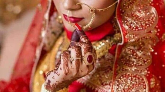 Girl marriage shadi